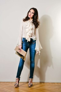 rinascimento jeans pants - джинсы ринашименто